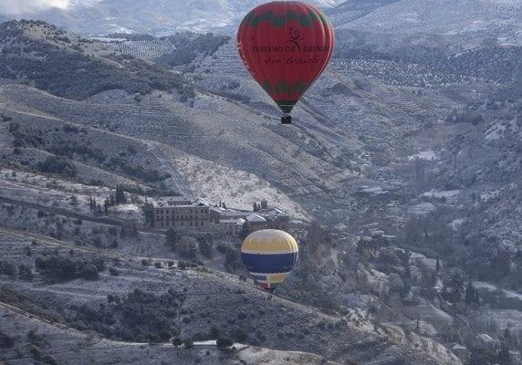 vuelo-sierra-nevada-granada-globo