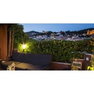 Terraza Mirador en el Hotel Carmen