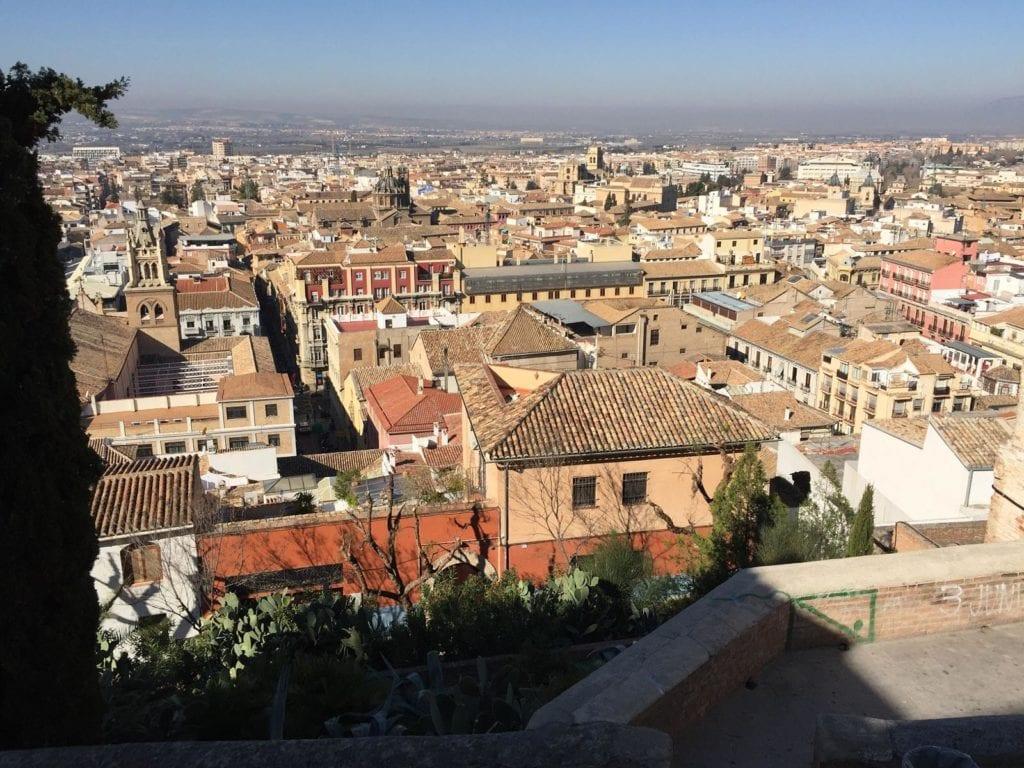 Los miradores más románticos de Granada_Mirador Ojo de Granada