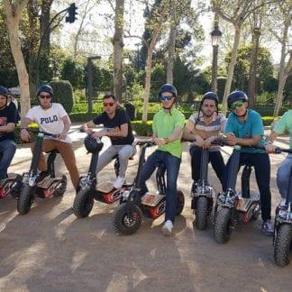 ForTwo tour en Granada