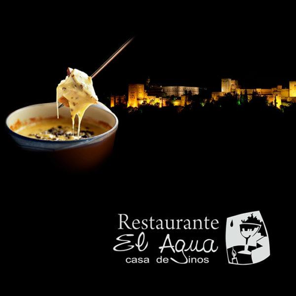 restaurantes romanticos granada el agua
