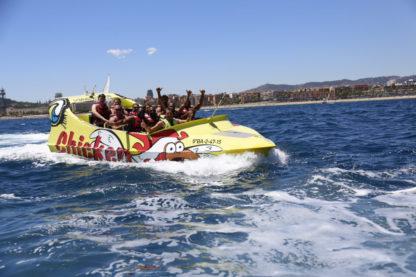 barcelona deporte acuático
