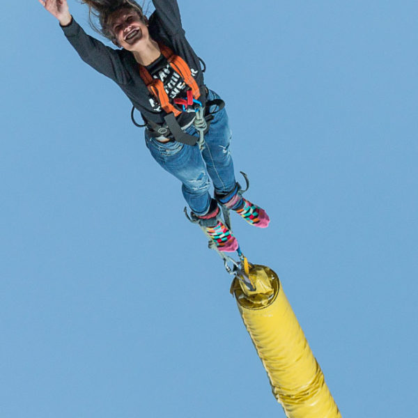 bungee costa sol
