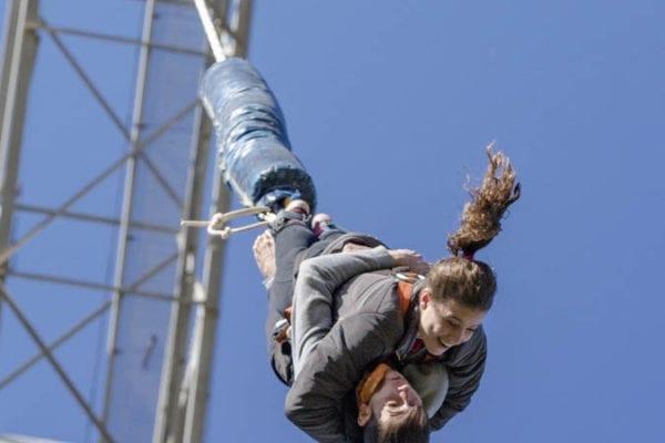 bungeee jumping