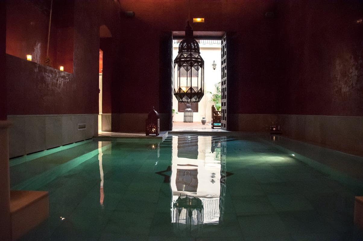 Bano Arabe Con Masaje En Aire De Sevilla Reserva Online Fortwo