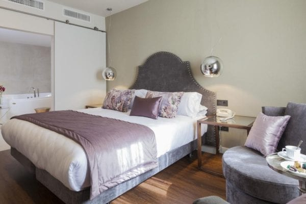 Hotel Palacete de Alamos Jacuzzi