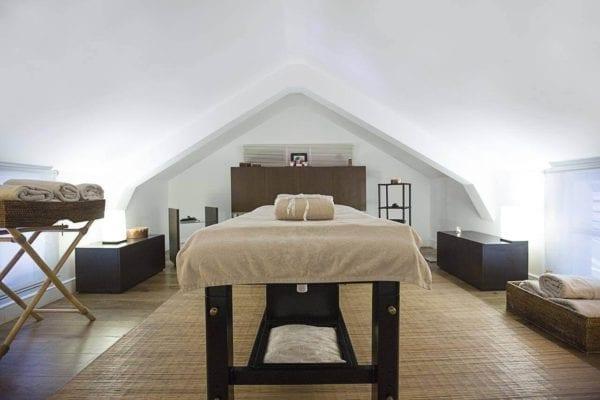 Hospes Las Casas del Rey de Baeza masaje