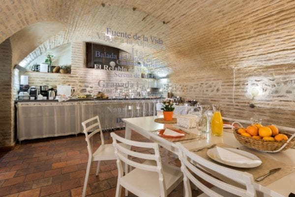 Hotel Boutique Gar Anat Granada Salón