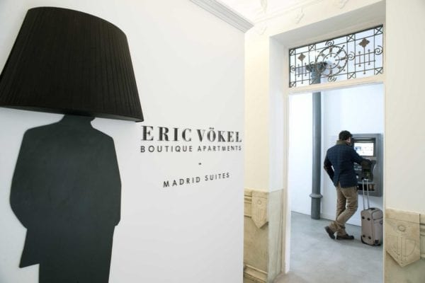 Eric Vökel Madrid Suite Dormitorio