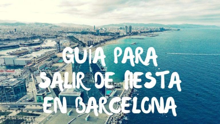 guía para salir de fiesta en barcelona