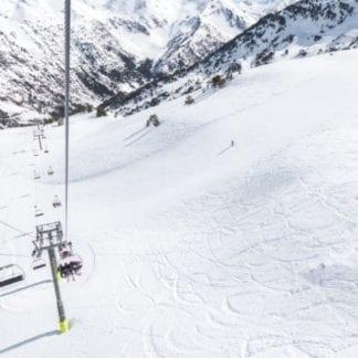 Esquí y nieve en Andorra