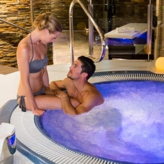jacuzzi vallnord