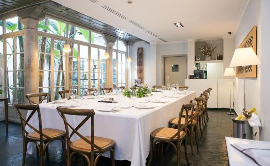 cenas en hoteles para celebrar Noche Vieja en Sevilla