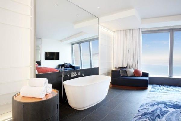 w barcelona suite bañera
