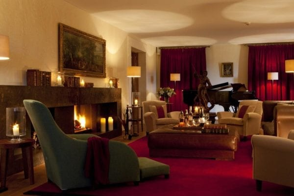 hotel bodega abadia retuerta valladolid interior