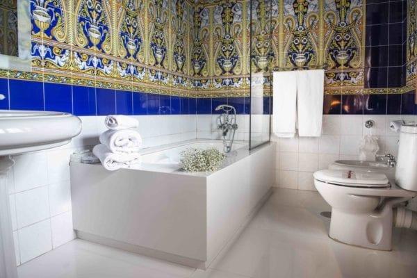 hotel castillo el collado baños laguardia