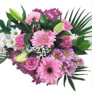 "Ramo ""Aagapanthus"" de la floristería Agapanthus"